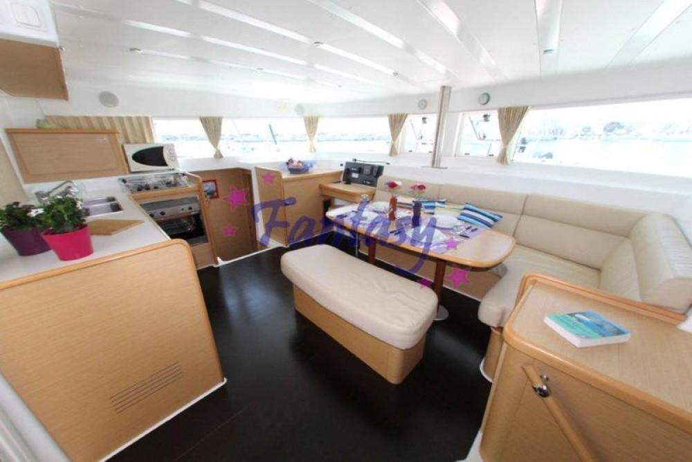 Verhuur Catamaran in Peloponnese - Lagoon Lagoon 420 - 4 cab.
