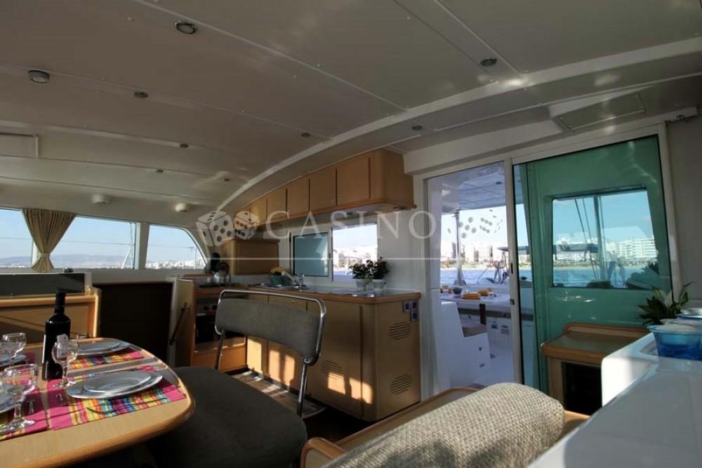 Jachthuur in Peloponnese - Lagoon Lagoon 440 - 5 cab. via SamBoat