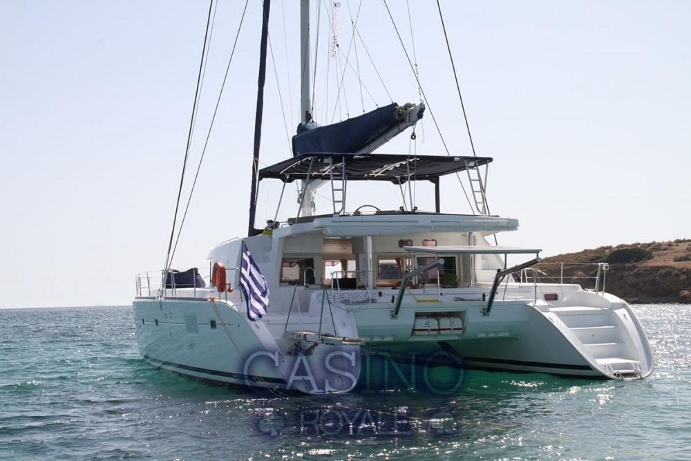 Jachthuur in Peloponnese - Lagoon Lagoon 500 - 5 + 1 + 1 cab. via SamBoat