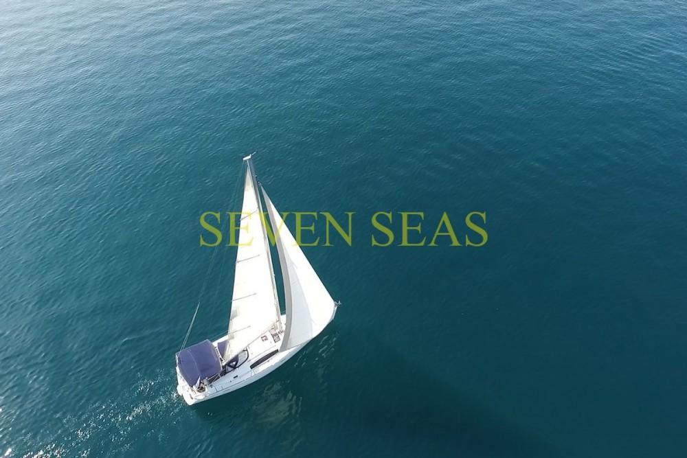 Huur Zeilboot met of zonder schipper Bénéteau in Peloponneso