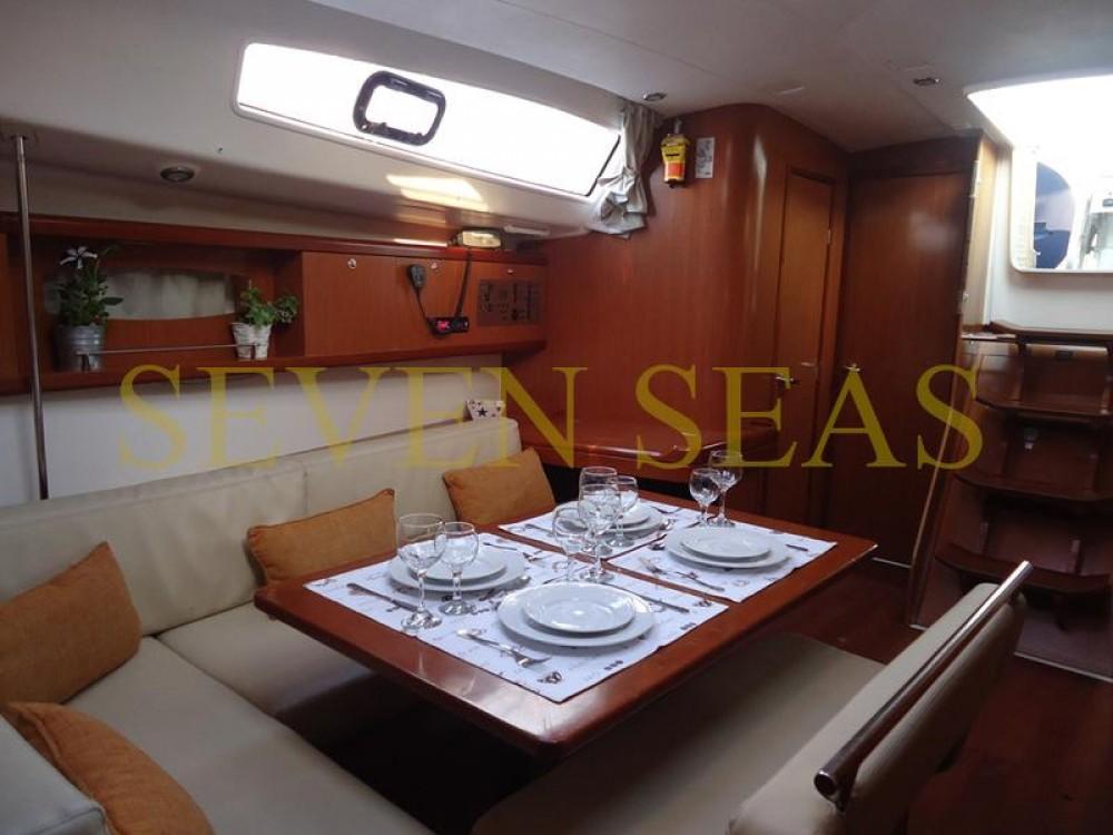 Verhuur Zeilboot in Peloponneso - Bénéteau Oceanis 43