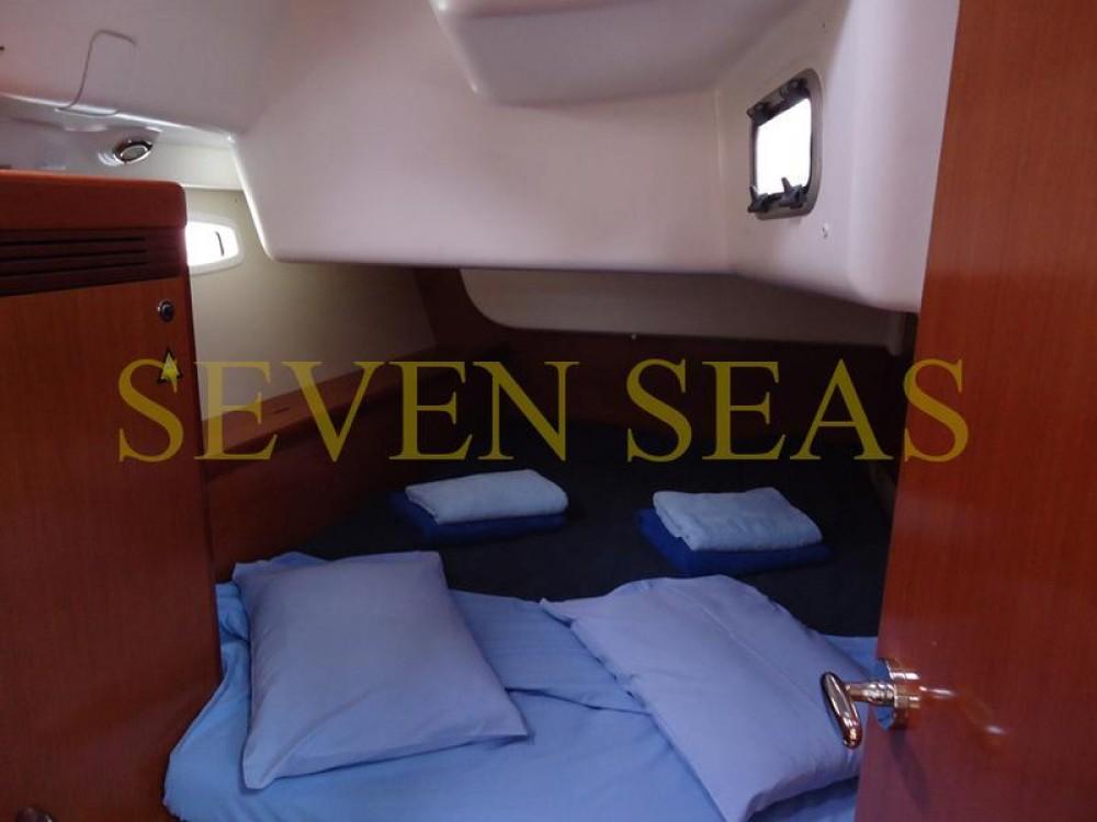 Bootverhuur Peloponneso goedkoop Oceanis 43
