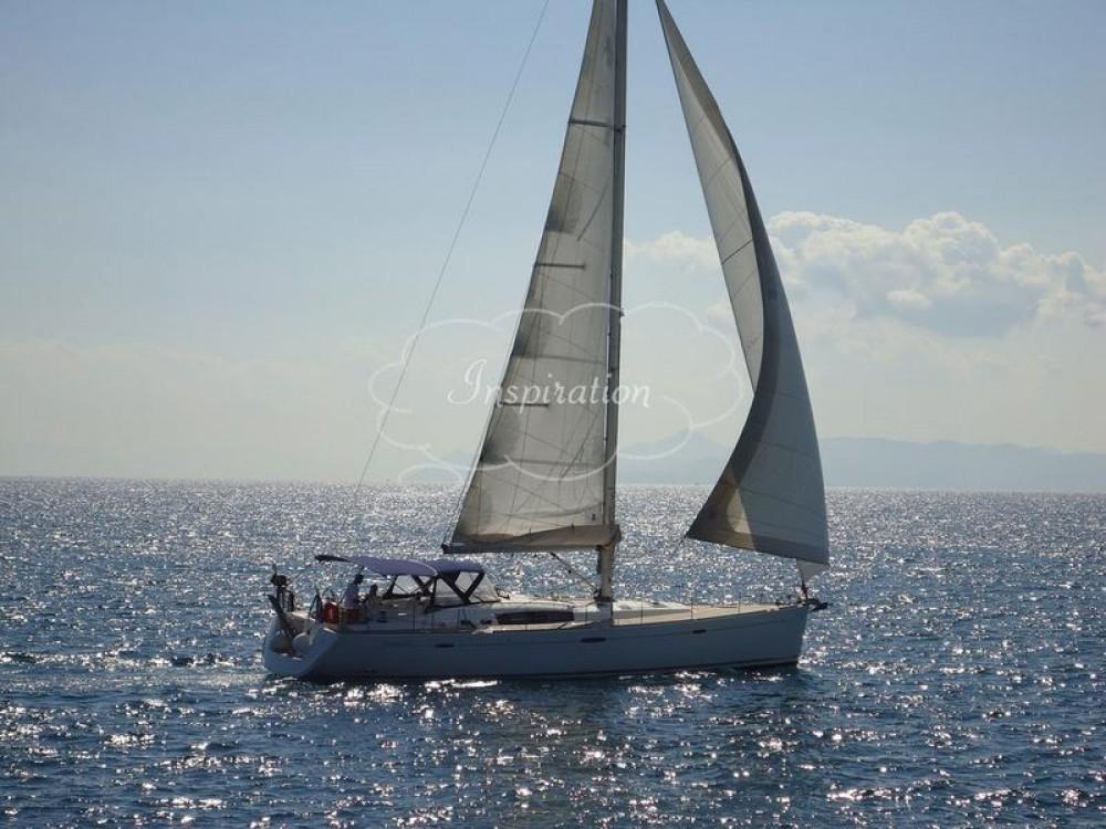 Bootverhuur Peloponnese goedkoop Oceanis 54 - 4 cab.