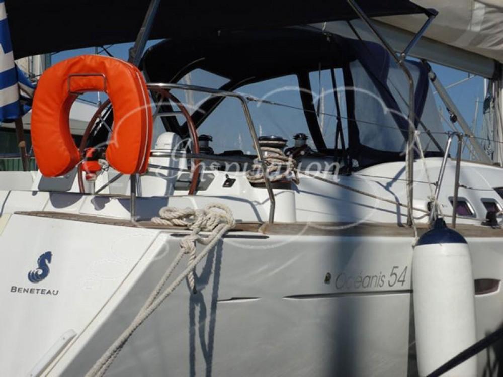 Huur een Bénéteau Oceanis 54 - 4 cab. in Peloponnese