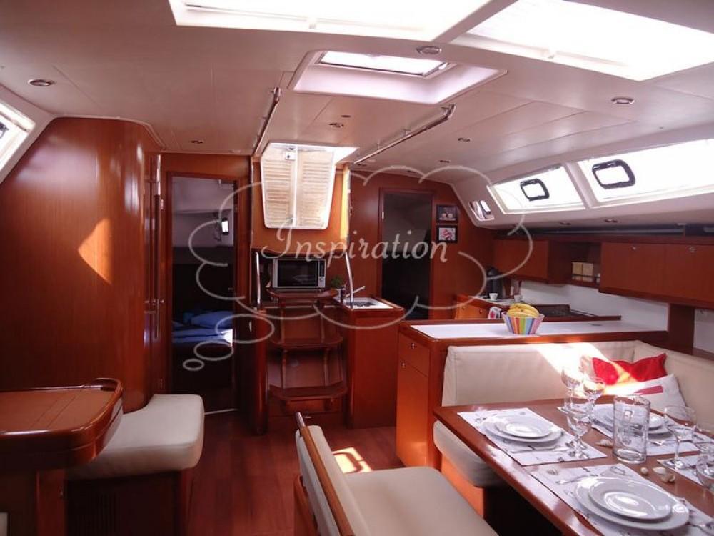 Bootverhuur Bénéteau Oceanis 54 - 4 cab. in Peloponnese via SamBoat