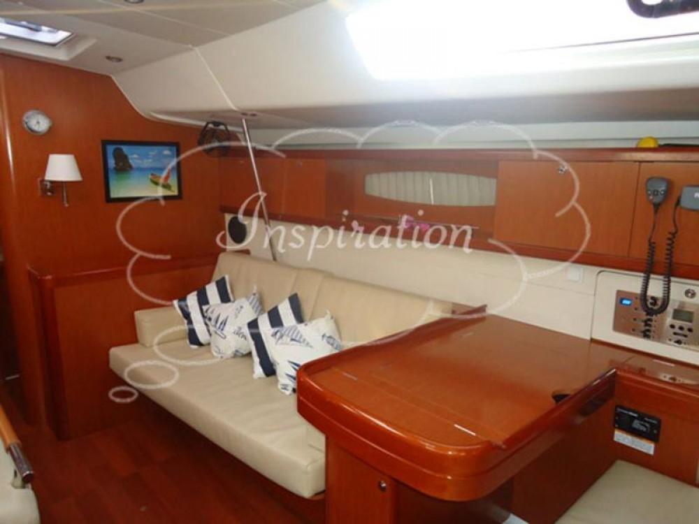 Huur Zeilboot met of zonder schipper Bénéteau in Peloponnese