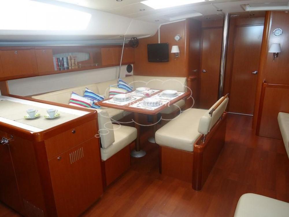 Bénéteau Oceanis 54 - 4 cab. te huur van particulier of professional in Peloponnese