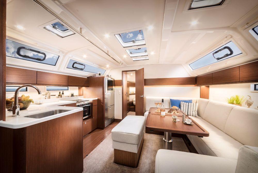Bootverhuur Bavaria Bavaria Cruiser 46 Style in Kroatië via SamBoat