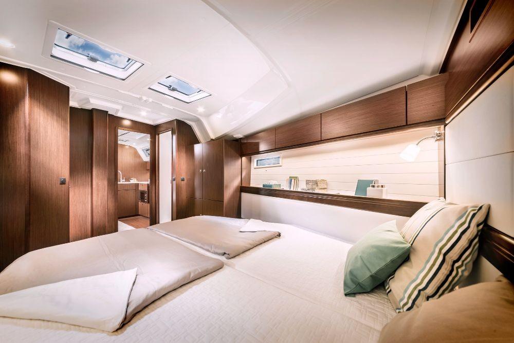 Verhuur Zeilboot in Kroatië - Bavaria Bavaria Cruiser 46 Style