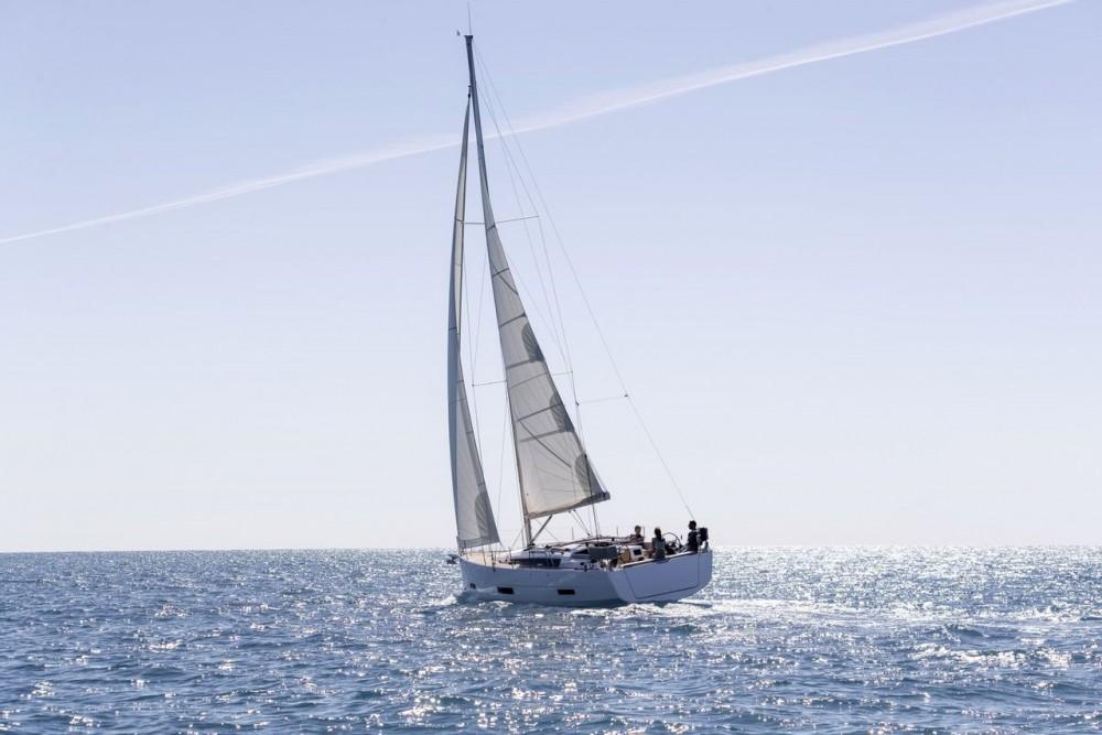 Huur Zeilboot met of zonder schipper Dufour in Kroatië