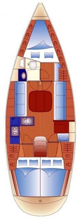 Verhuur Zeilboot in Split - Bavaria Bavaria 36