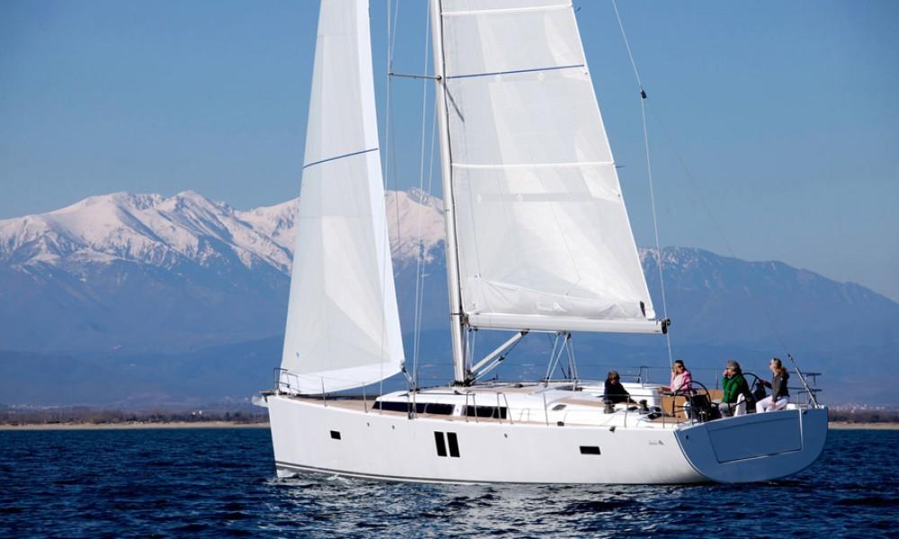 Huur Zeilboot met of zonder schipper Hanse in Split