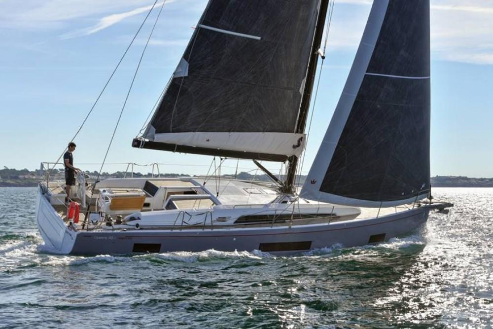 Jachthuur in Kroatië - Bénéteau Oceanis 461 via SamBoat