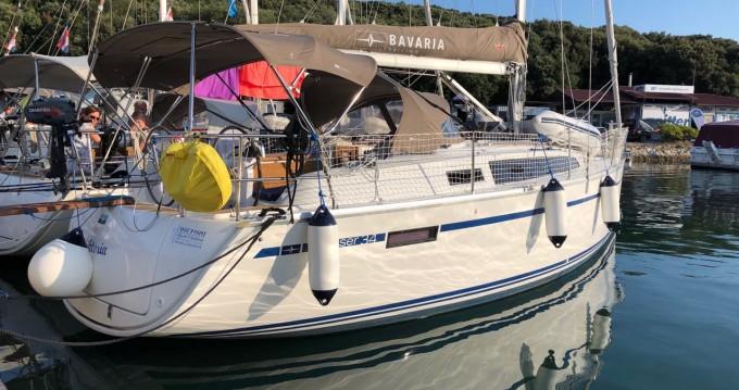 Bootverhuur Bavaria Cruiser 34 in Pula via SamBoat