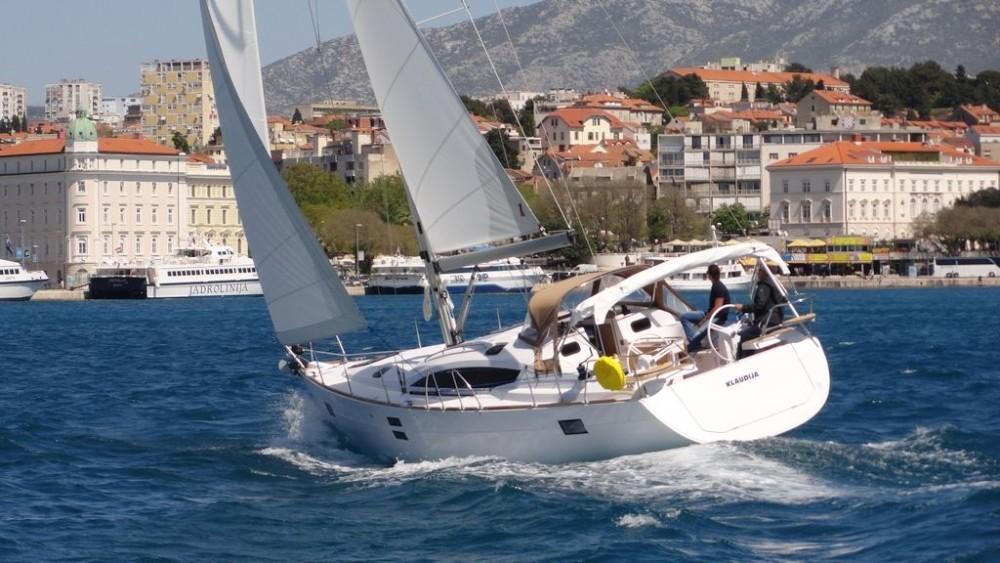 Elan Elan Impression 45  te huur van particulier of professional in Split