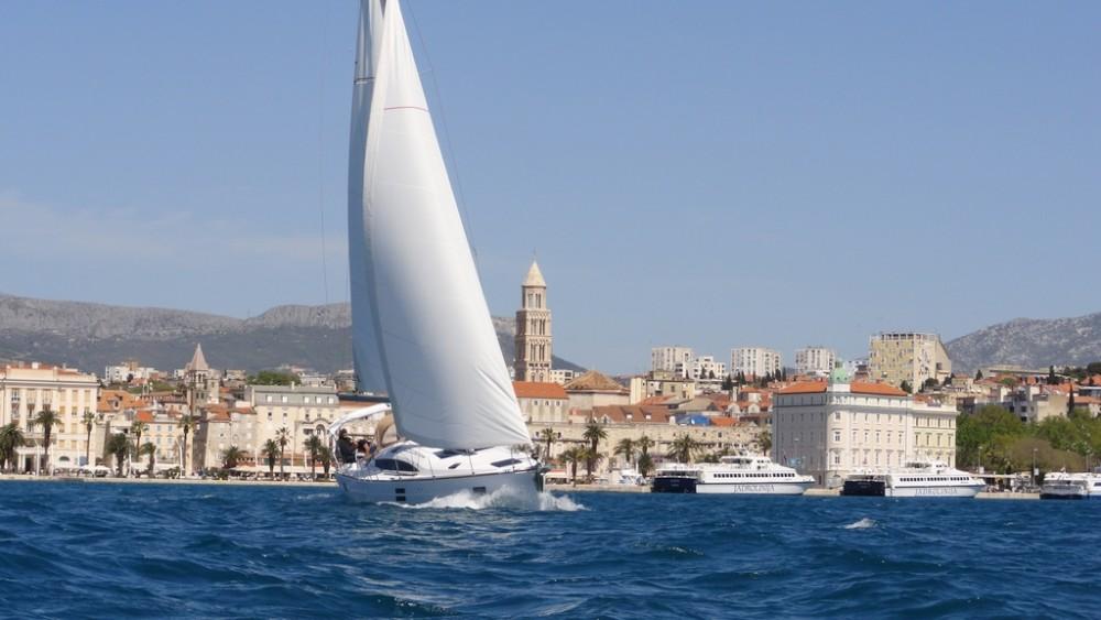 Verhuur Zeilboot in Split - Elan Elan Impression 45