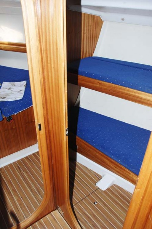 Bootverhuur Dufour Gib Sea 43 in Split via SamBoat