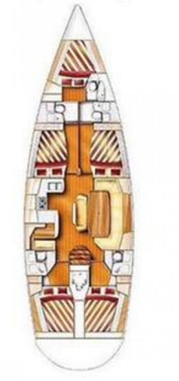 Bootverhuur Dufour Gib Sea 51 in  via SamBoat