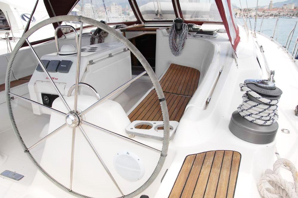 Bootverhuur  goedkoop Gib Sea 51