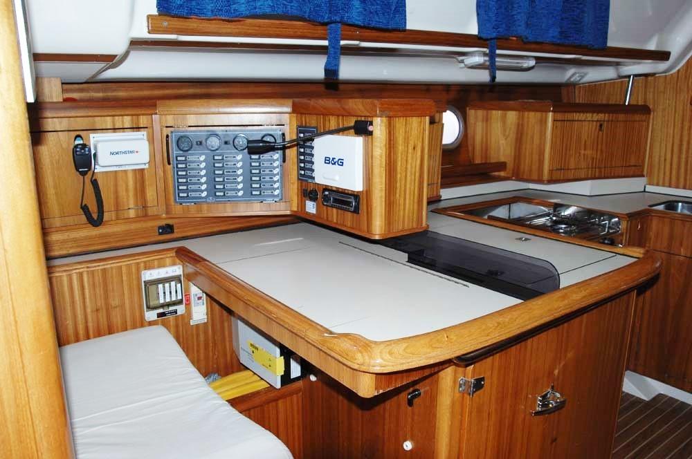 Jachthuur in  - Dufour Gib Sea 51 via SamBoat