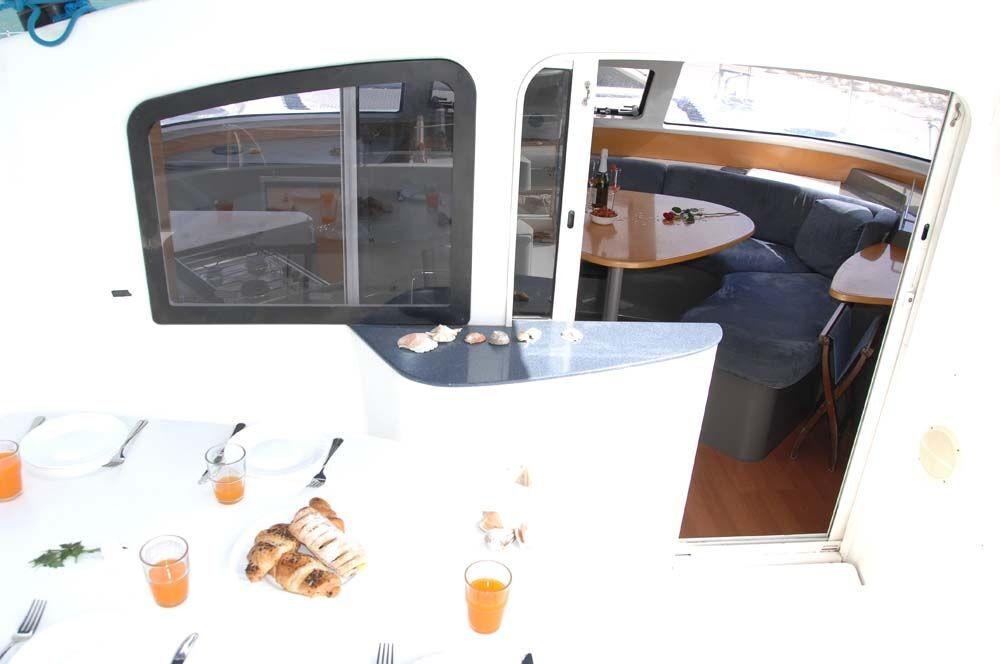 Bootverhuur Fountaine Pajot Lavezzi 40 in Split via SamBoat