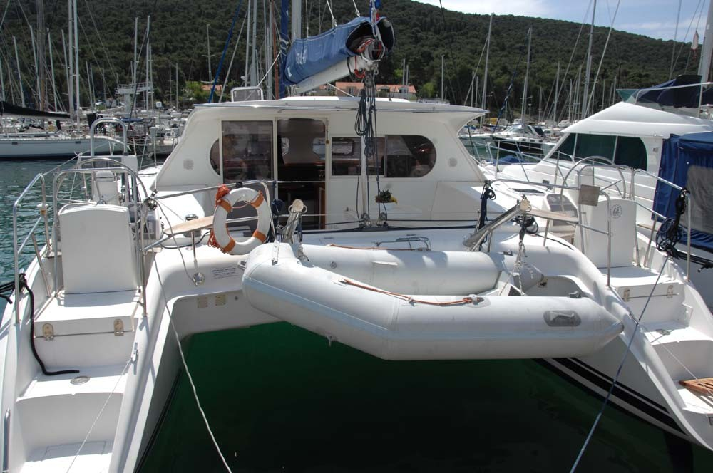 Jachthuur in  - Nautitech Rochefort Nautitech 40 via SamBoat