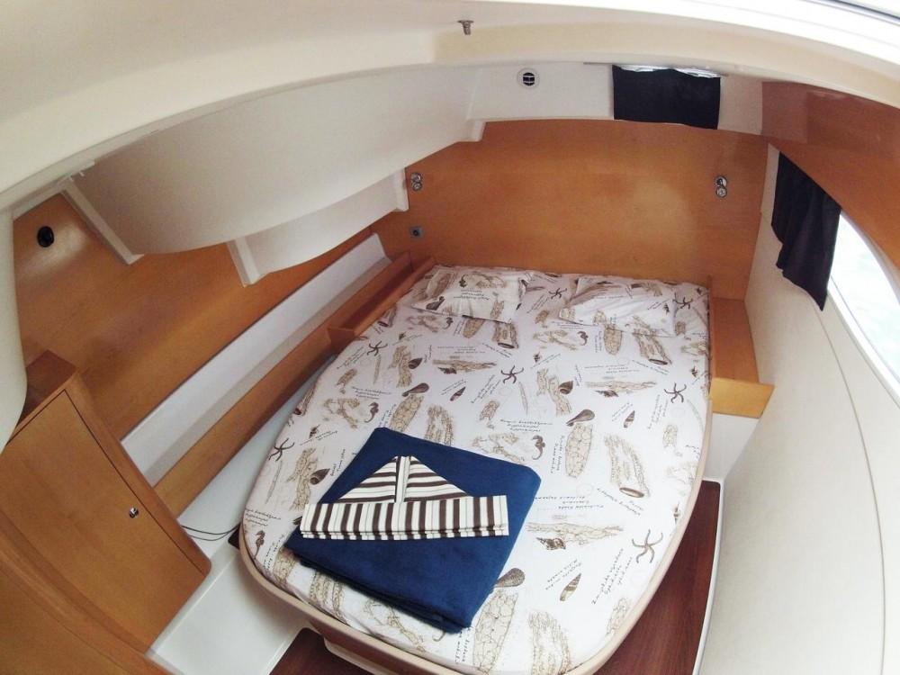 Verhuur Catamaran in  - Fountaine Pajot Salina 48