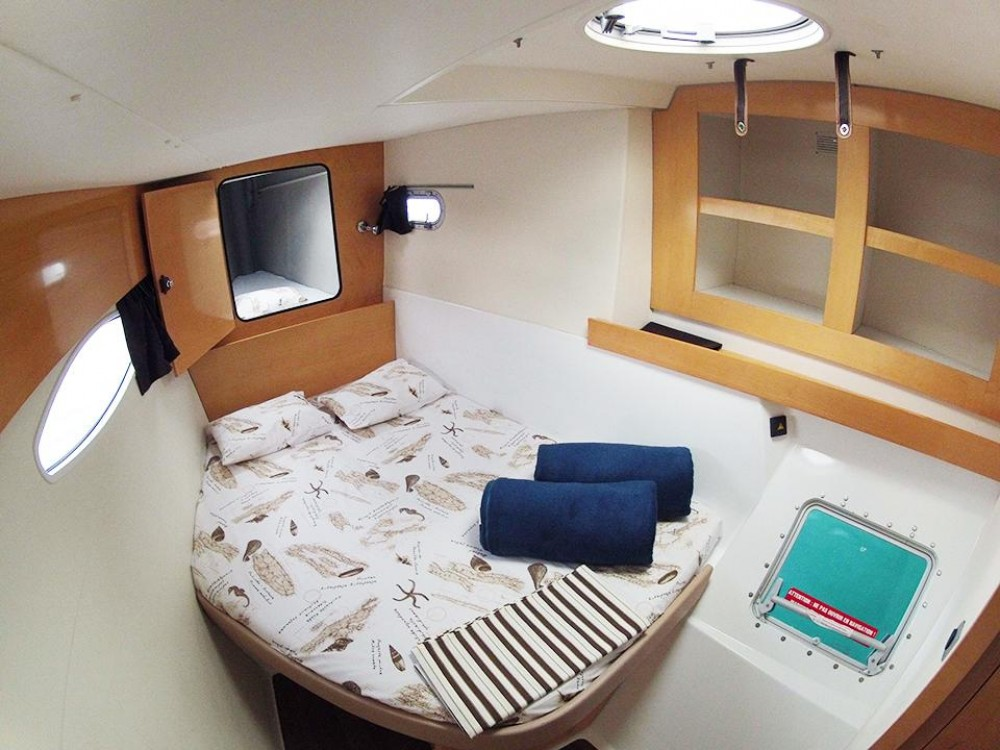 Jachthuur in Split - Fountaine Pajot Salina 48 via SamBoat