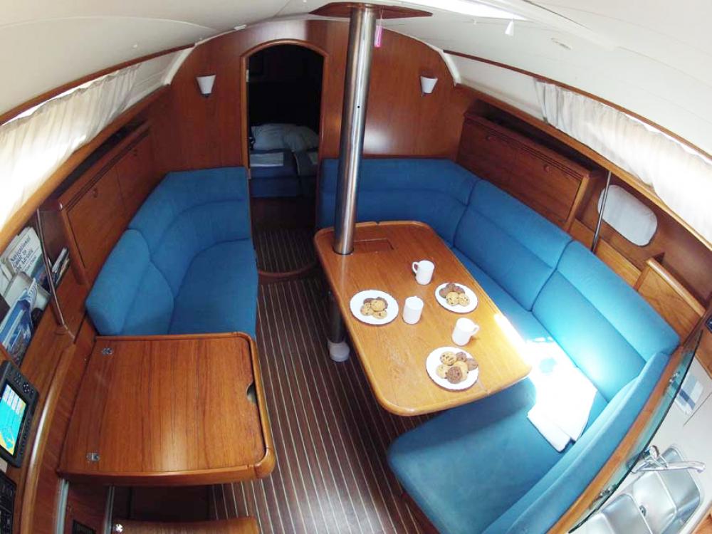 Bootverhuur Jeanneau Sun Odyssey 35 in  via SamBoat
