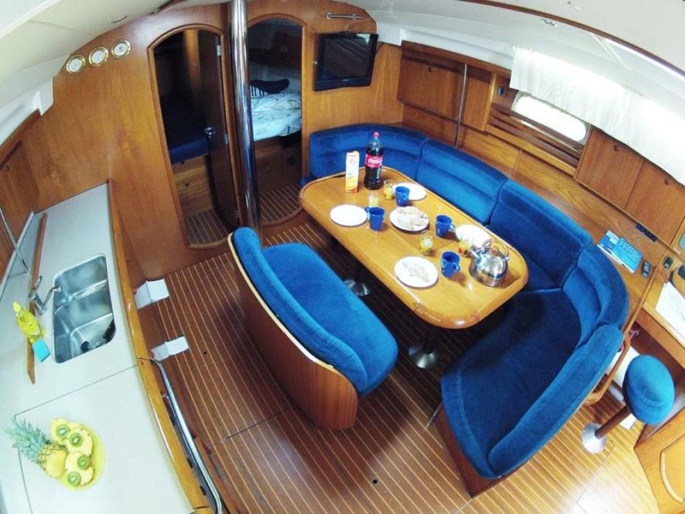 Verhuur Zeilboot in Split - Jeanneau Sun Odyssey 45