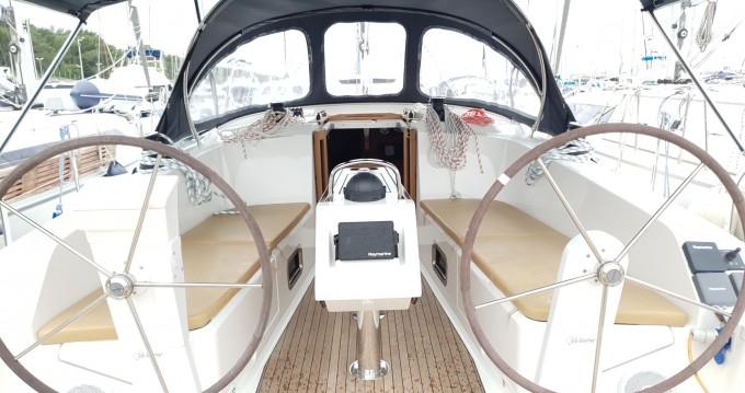 Verhuur Zeilboot in Split - Bavaria Cruiser 41