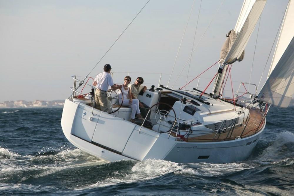 Verhuur Zeilboot in Peloponnese - Jeanneau Sun Odyssey 409