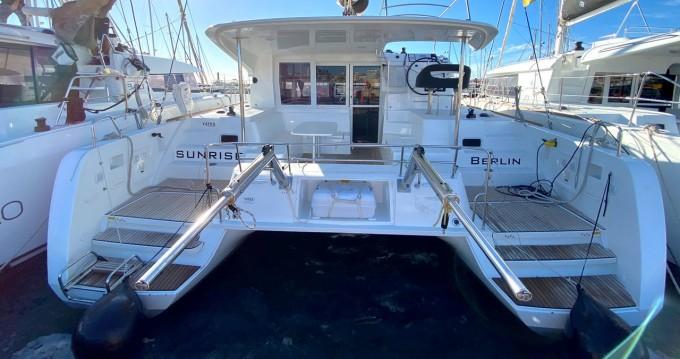Verhuur Catamaran in Can Pastilla - Lagoon Lagoon 40
