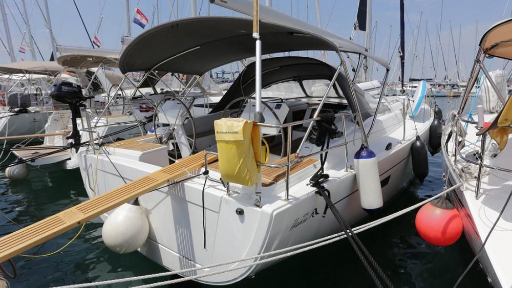 Bootverhuur Hanse Hanse 455 in  via SamBoat
