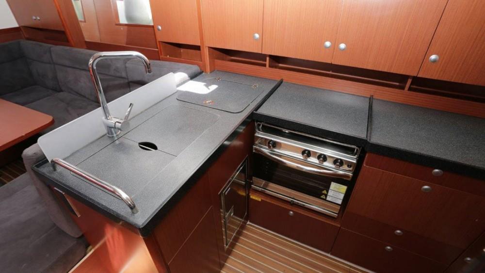 Verhuur Zeilboot in  - Hanse Hanse 455