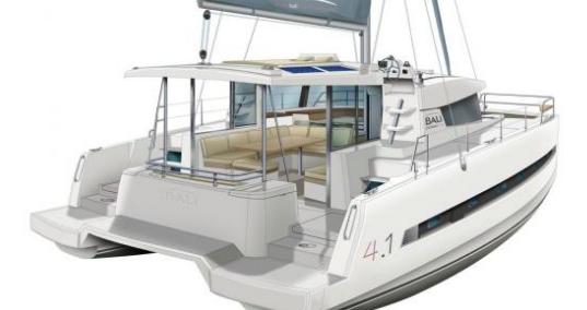 Huur Catamaran met of zonder schipper Catana in Lefkada (Island)
