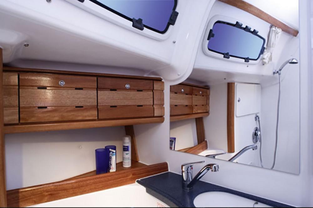 Verhuur Zeilboot in Leucade - Bavaria Cruiser 50