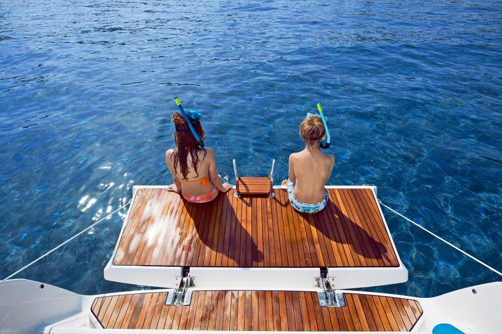 Bootverhuur Peloponnese goedkoop Cruiser 41