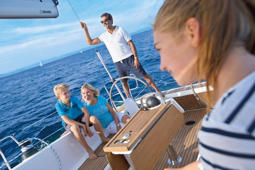Jachthuur in Peloponnese - Bavaria Cruiser 41 via SamBoat