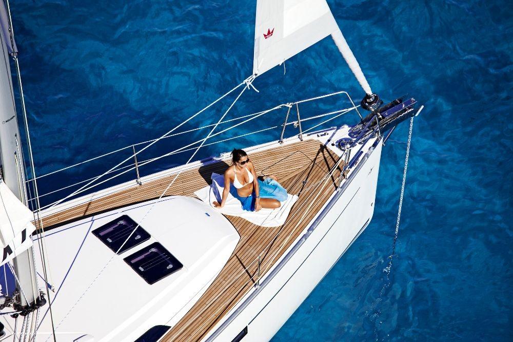 Bavaria Cruiser 46 te huur van particulier of professional in Péloponnèse