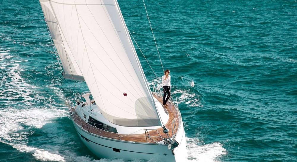 Bootverhuur Leucade goedkoop Cruiser 46