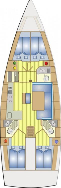 Bootverhuur Bavaria Cruiser 46 in Leucade via SamBoat