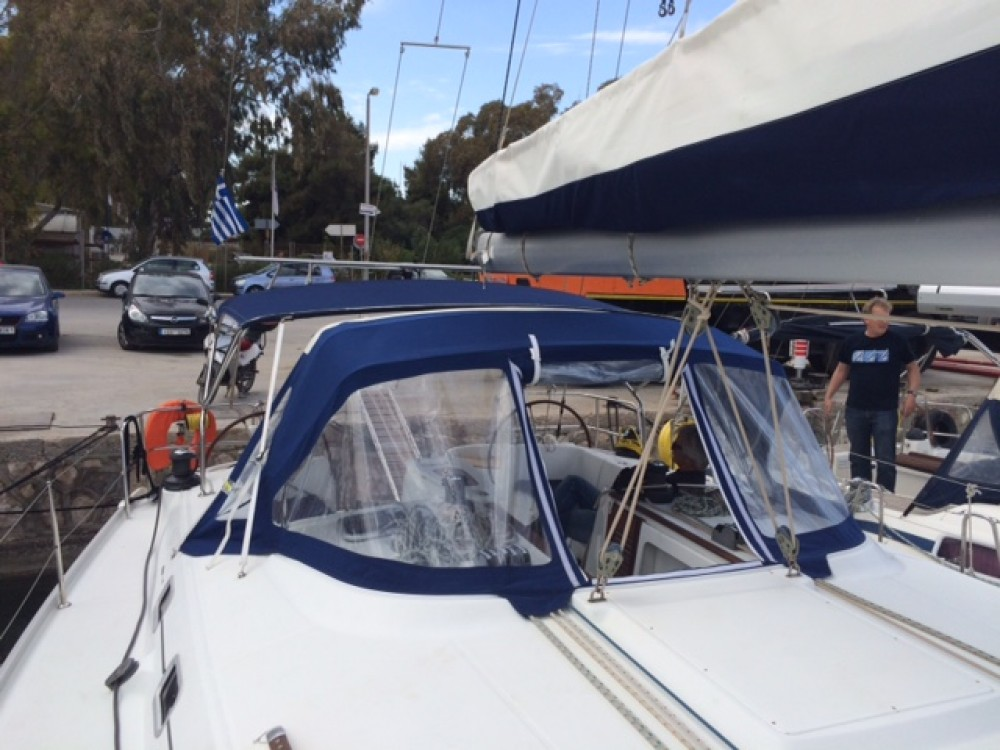 Verhuur Zeilboot in Péloponnèse - Bénéteau Cyclades 50.5