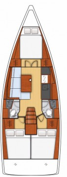 Bénéteau Oceanis 38.1 te huur van particulier of professional in Álimos