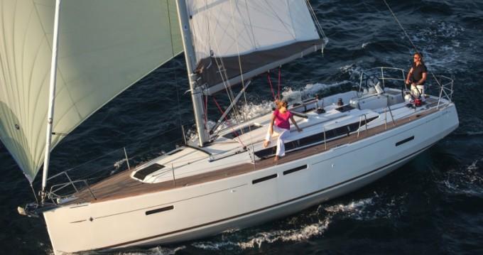 Verhuur Zeilboot in Álimos - Jeanneau Sun Odyssey 419
