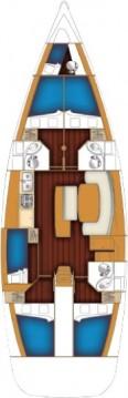Verhuur Zeilboot in Anzio - Bénéteau Cyclades 50.5