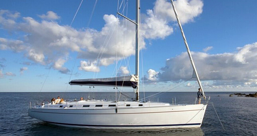 Huur Zeilboot met of zonder schipper Bénéteau in Anzio