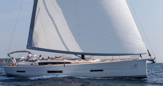 Bootverhuur Dufour Dufour 56 Exclusive in Marina di Portorosa via SamBoat
