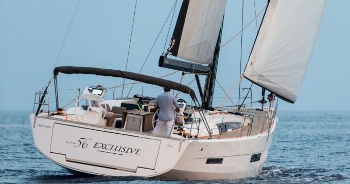 Verhuur Zeilboot in Marina di Portorosa - Dufour Dufour 56 Exclusive