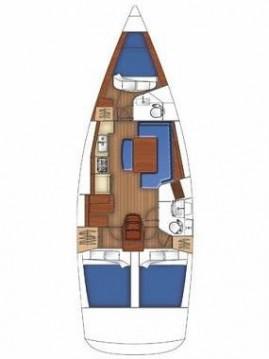 Bootverhuur Bénéteau Oceanis 40 in Lefkada (Island) via SamBoat